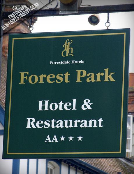 Forest Park Hotel Brockenhurst