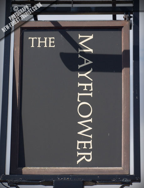 The New Forest pub: Mayflower Hotel