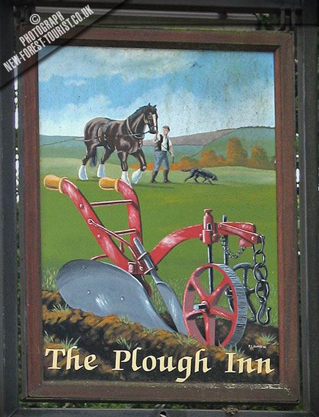 The New Forest pub: The Plough Inn