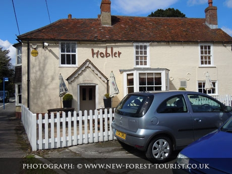 The New Forest National Park pub: The Hobler Inn