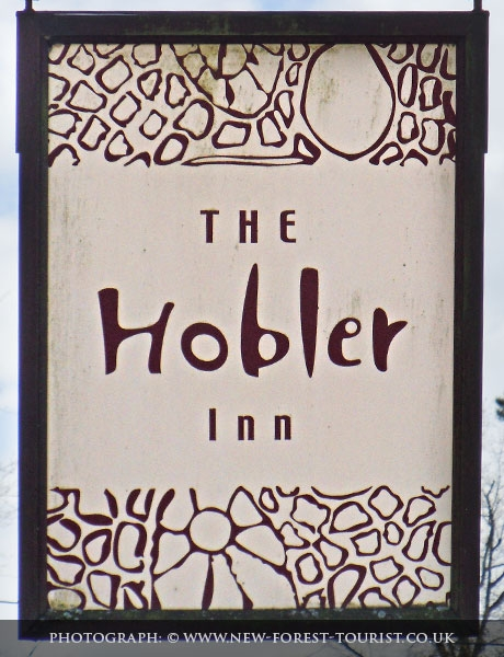 The New Forest pub: The Hobler Inn