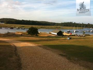 Beaulieu River from Buckler's Hard