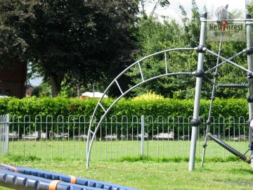 Space Age Climbing Frame