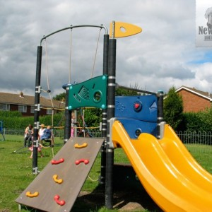 Ashley Playground, Ashley Road