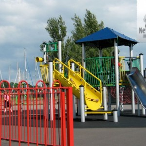 Bath Road Playground, Lymington