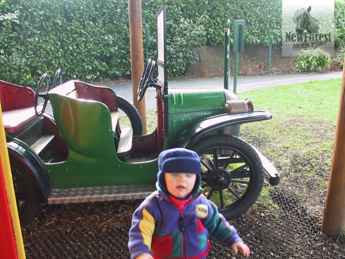 Playground Car and Driver