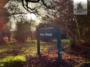 Rans Wood car park