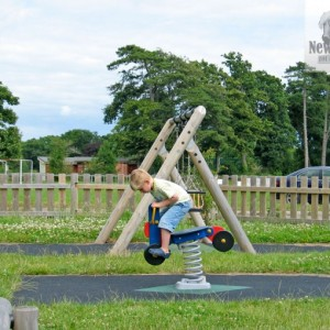 Jubilee Field Playground, Sway