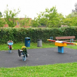 Lymington Playground, Barfields
