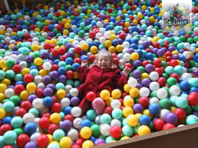 Ballpit at Longdown