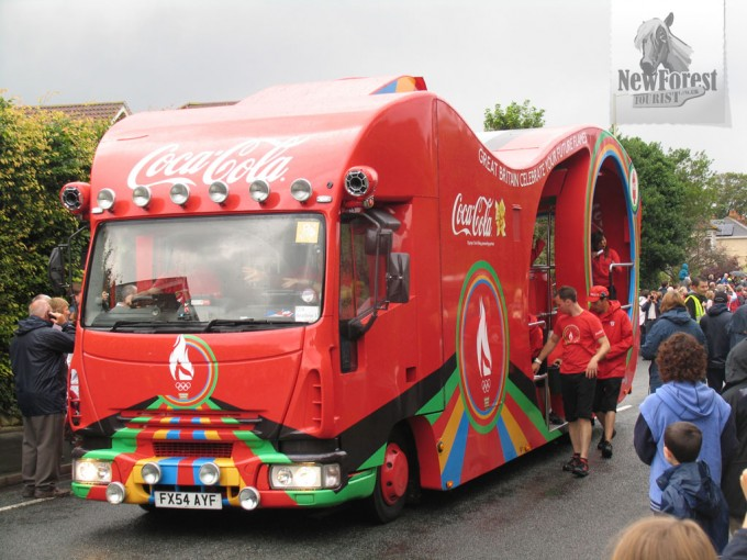 The Coke Wagon