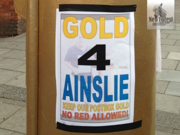 Gold 4 Ainslie