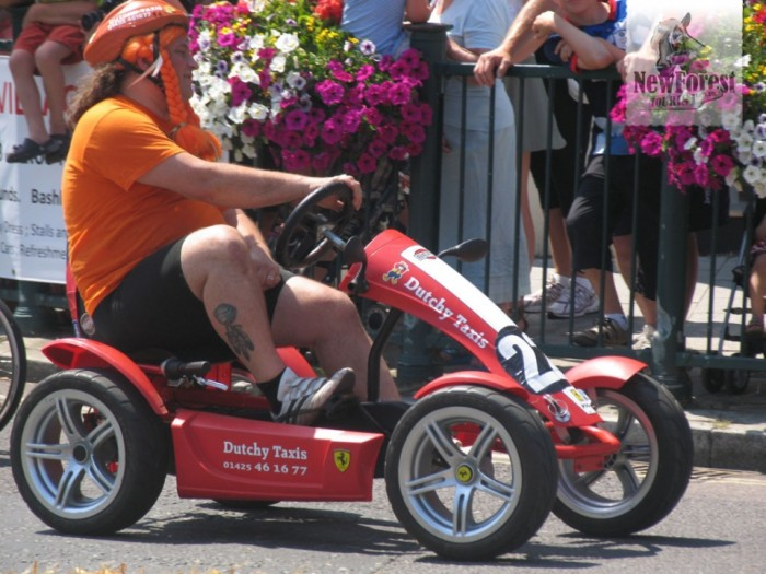 Pedal Car Race New Milton