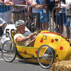 New Milton Pedal Car Grand Prix
